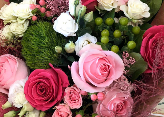 Flowers on Special Occasion